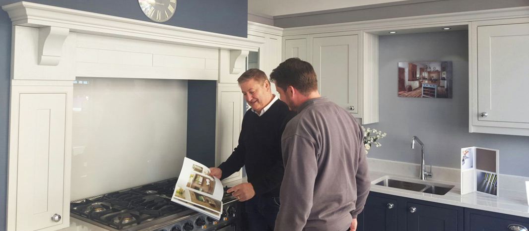 About Us - Harrisons Kitchens and Bedrooms